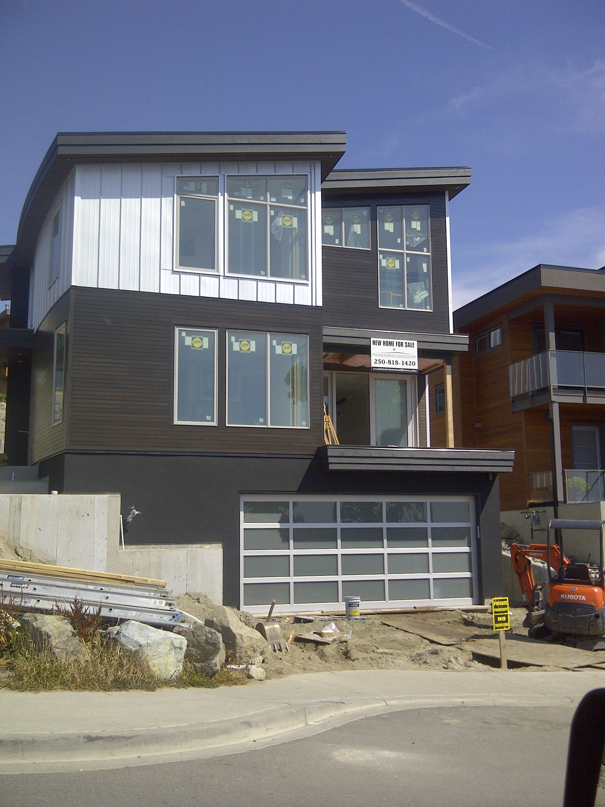 A new build on Rainbow in Victoria from 2012.